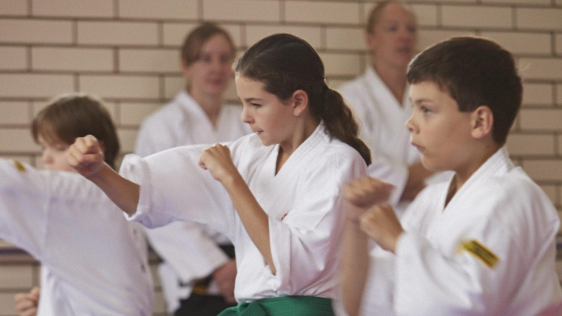 Kazoku Kan Martial Arts Academy